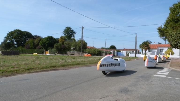 Vendée 2013