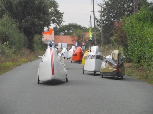 Vendée 2012